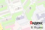 Схема проезда до компании Алим в Алматы