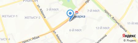 ШТОРЫ салон штор на карте Алматы