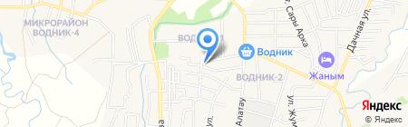 Каприз салон красоты на карте Боралдая