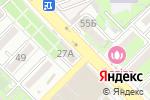 Схема проезда до компании Цветочный салон в Алматы