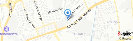 КазТемирСервис на карте Алматы