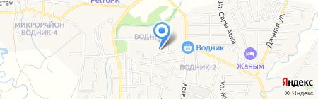 Пекарня-кондитерская на карте Боралдая