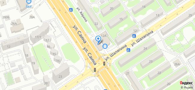Казахстан, Алматы, микрорайон 10А, 12Б