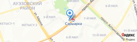 Neoshop на карте Алматы