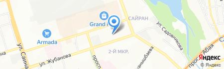 Термал Сервис на карте Алматы