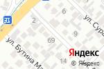 Схема проезда до компании FLK Systems International в Алматы