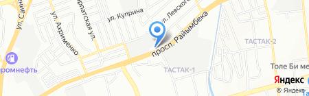 VISTA SYSTEMS на карте Алматы