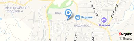 1000 мелочей магазин на карте Боралдая