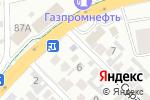 Схема проезда до компании L.K.W. в Алматы