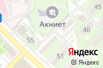 Схема проезда до компании Аптека №19 в Алматы