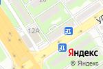 Схема проезда до компании MALENA в Алматы