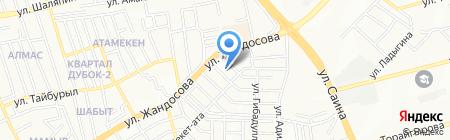 Kazakh Vending Company на карте Алматы
