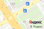 Схема проезда до компании Душевный в Алматы