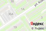 Схема проезда до компании Овощной киоск в Алматы