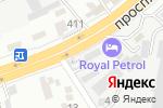 Схема проезда до компании Центр шашлыка в Алматы