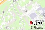 Схема проезда до компании The MOST в Алматы