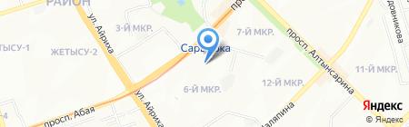 PHREAR на карте Алматы