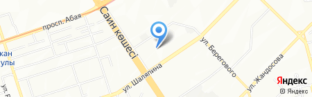 АТС страховое агентство на карте Алматы