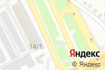 Схема проезда до компании Чин-Чин в Алматы