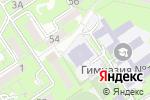 Схема проезда до компании Коррекционный детский сад №143 в Алматы