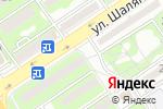 Схема проезда до компании M and B в Алматы