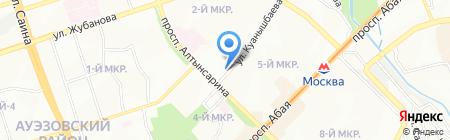 BUMI SERVICE на карте Алматы