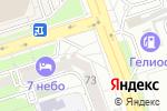 Схема проезда до компании NETFOR technologies, ТОО в Алматы
