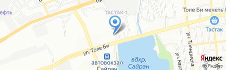 Дантист Ltd на карте Алматы