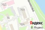 Схема проезда до компании EasyTech в Алматы