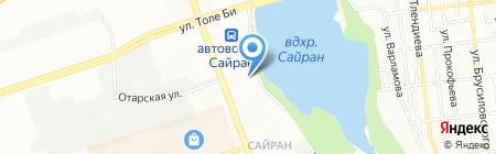 Жизнь за всю неделю Казахстан на карте Алматы
