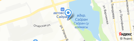 Мой ребёнок на карте Алматы