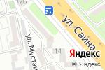 Схема проезда до компании Агентство переводов в Алматы