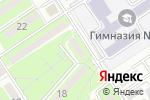 Схема проезда до компании Kvartira365.kz в Алматы