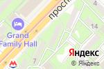 Схема проезда до компании Barracuda в Алматы