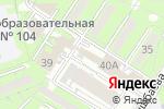 Схема проезда до компании Automation & Technologies Service в Алматы