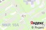 Схема проезда до компании С лёгким паром в Алматы