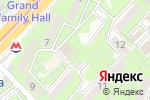 Схема проезда до компании У Ули в Алматы