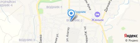 Алматыгазсервис-Холдинг на карте Боралдая