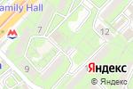 Схема проезда до компании Амир в Алматы
