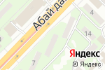 Схема проезда до компании SD Ломбард, ТОО в Алматы