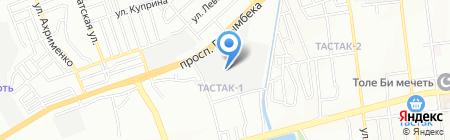 Белкамит ТОО на карте Алматы