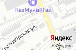 Схема проезда до компании Lubell Service в Алматы