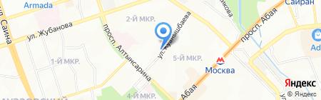 Part Brand Group на карте Алматы