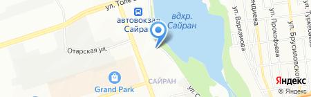 Ваш поставщик на карте Алматы