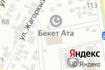 Схема проезда до компании Детский сад №161 в Алматы