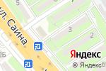 Схема проезда до компании Олжан в Алматы