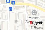 Схема проезда до компании Аптека в Боралдае