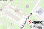 Схема проезда до компании Shmel в Алматы