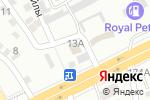 Схема проезда до компании Periza в Алматы
