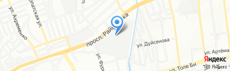 RAD-Company на карте Алматы